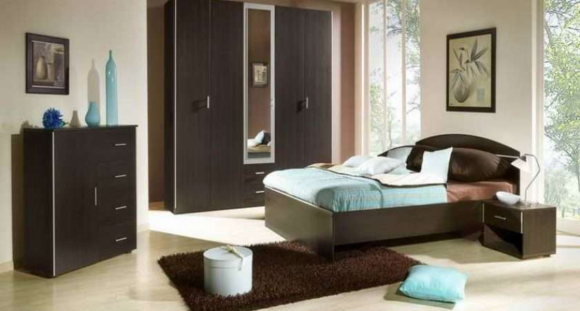 Bright Bedroom Ideas Cool Brown Blue