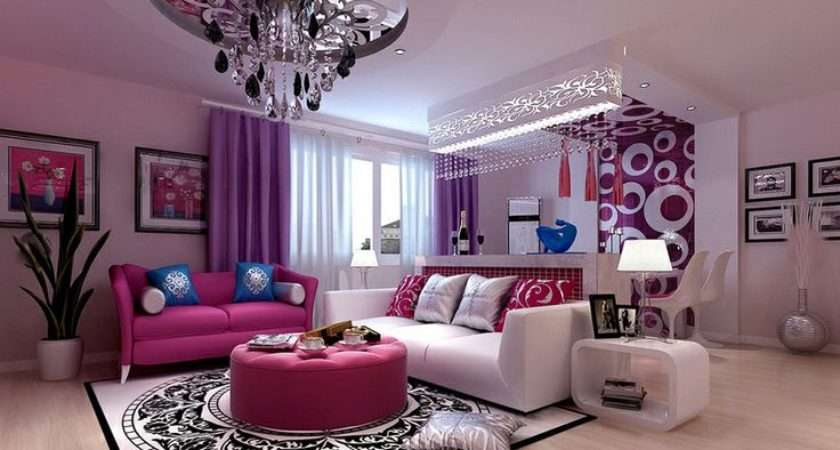 Bright Color Living Room Melodyhome Rooms Pinterest