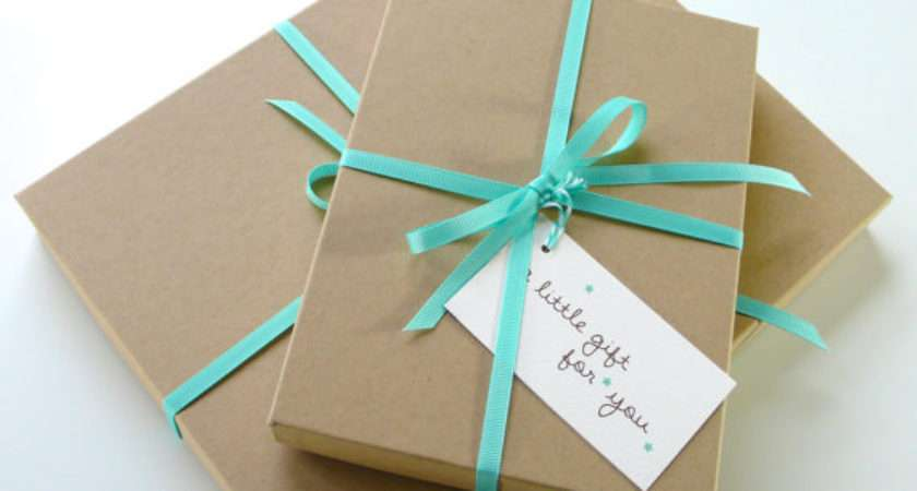 Brightnest Four Creative Wrapping Paper Ideas