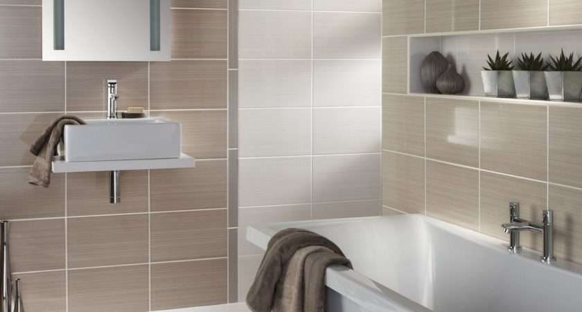 Brighton Linear White Wall Tile