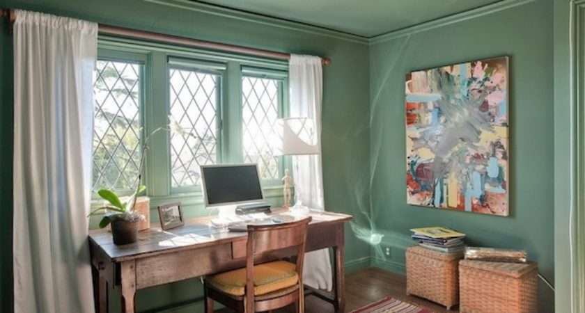 Bring Summer Inspiration Into Your Home Office