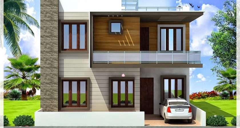 Brings Serenity House Design Indian Style Plan