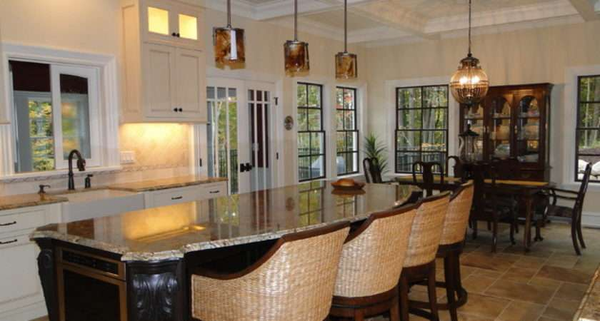British Colonial Traditional Kitchen Grand Rapids