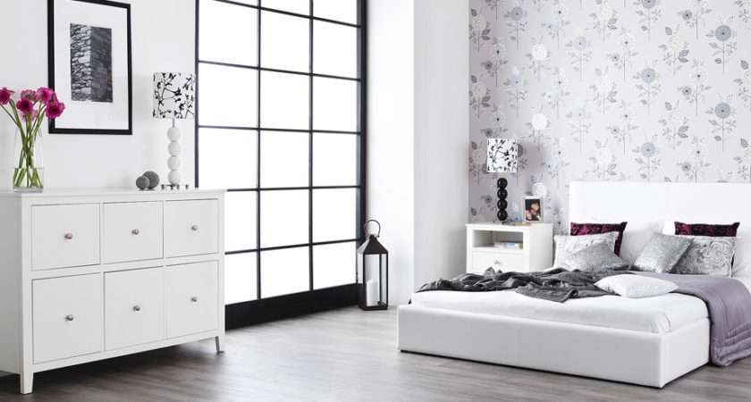 Brooklyn White Furniture Bedroom Direct