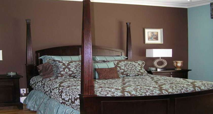 Brown Blue Bedroom Ideas Read Sources Decorating