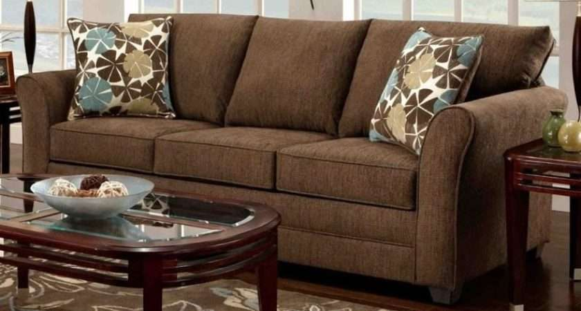 Brown Sofa Living Room Furniture Ideas Home Design