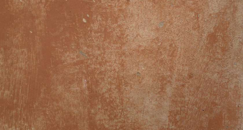 Brown Textured Wall Paint