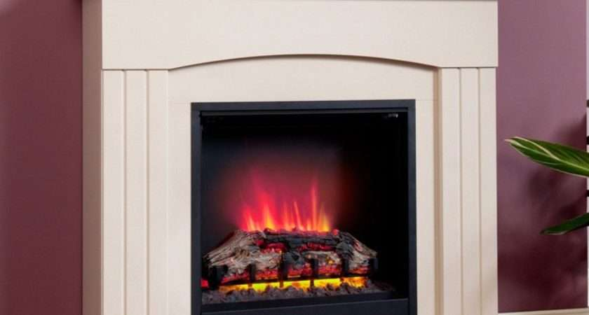 Budget Electric Fireplaces Modern