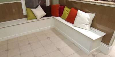 Build Banquette Seating Tos Diy
