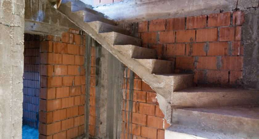 Build Concrete Stairs Howtospecialist Step