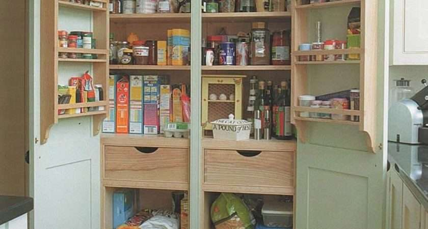 Build Freestanding Pantry Diy Projects Everyone