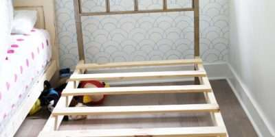 Build Your Own Bed Skip Boxsprings