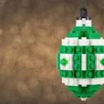 Build Your Own Lego Ornament True Meaning Christmas