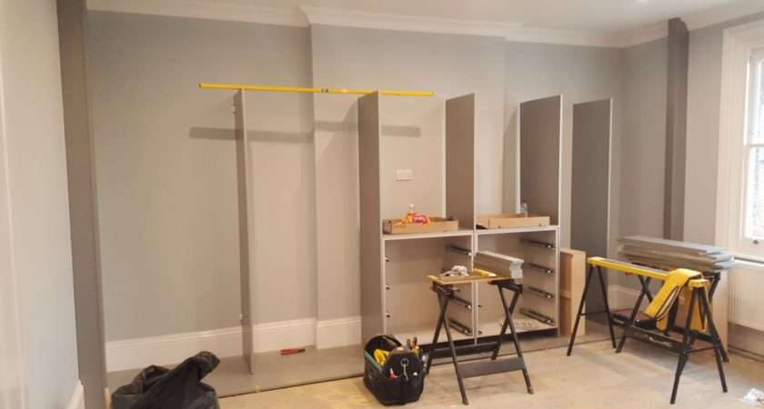 Building Fitted Wardrobe Youtube