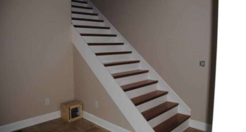 Building Interior Stairs Build Stair Railings