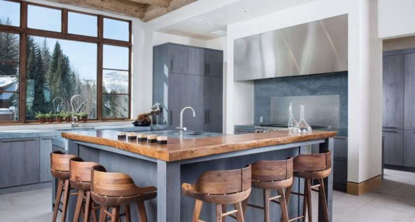 Building Kitchen Island Seating Your Own House