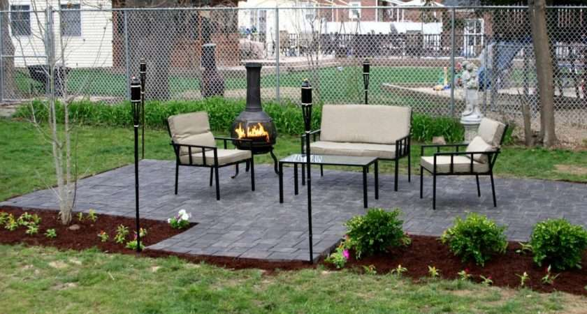 Building Patio Pavers Outdoor Spaces Ideas