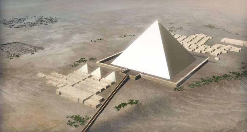 Building Pyramids Egypt Detailed Step Guide