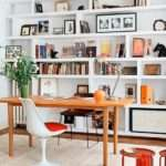 Built Bookshelves Ideas Your Home Digsdigs