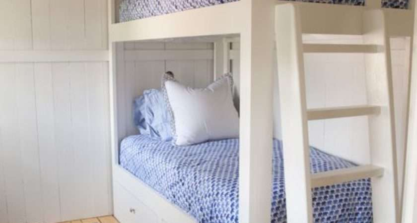 Built Bunk Beds Home Design Ideas Remodel