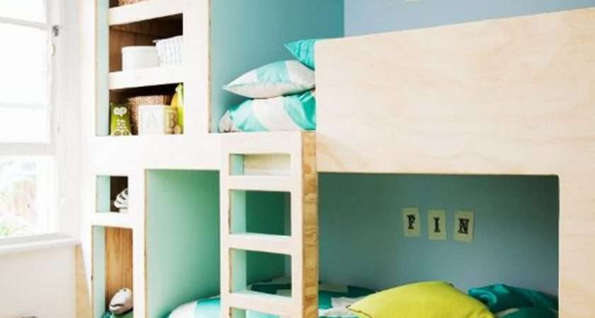 Built Bunk Beds Ideas Sweet Home