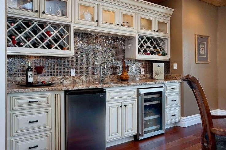 Built Wine Cabinet Google Search Home