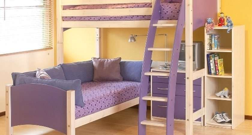 Bunk Bed Ideas Desks Ultimate Home
