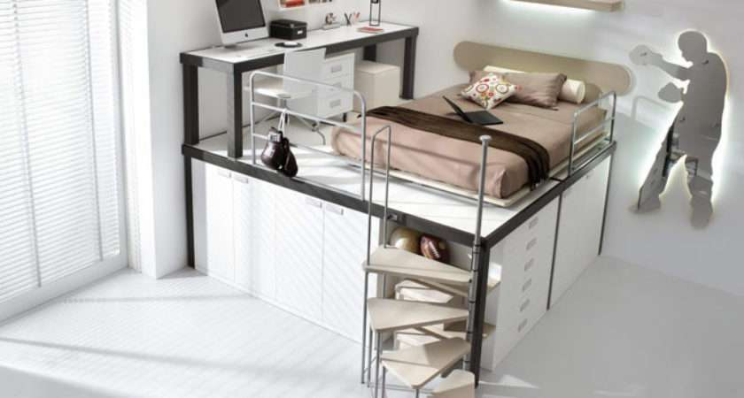Bunk Beds Lofts Kids Teens Room