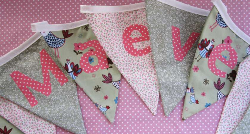 Bunting Boutique Latest News Creations