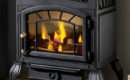 Burley Ambience Flueless Gas Stove Flames