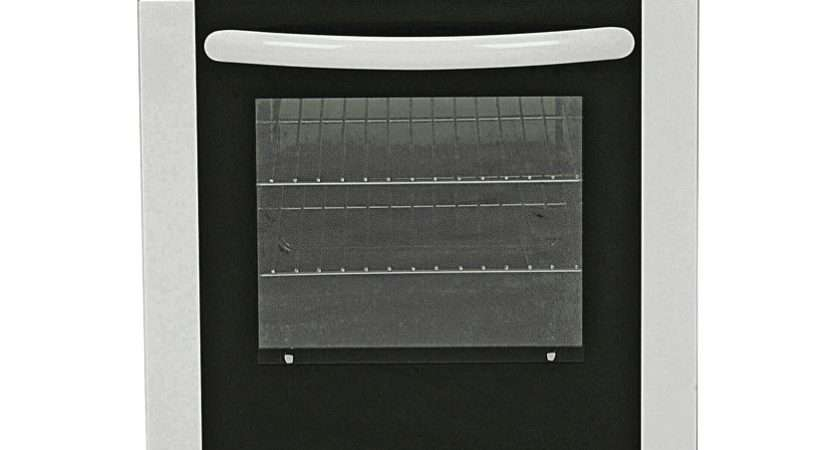 Bush Single Gas Cooker Stainless Steelexpdel