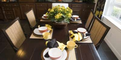 But Today Trend Tends Change Dining Room Become Part