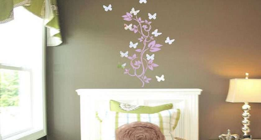 Butterfly Bedroom Ideas Small Space
