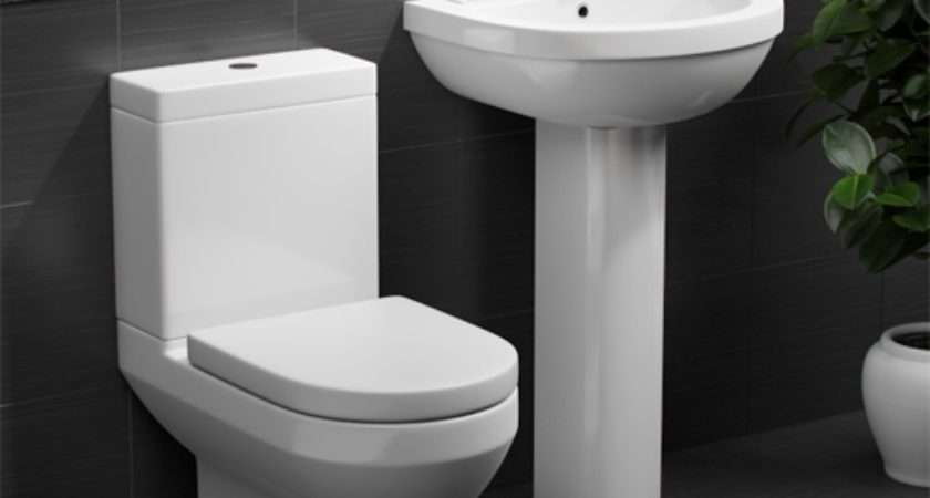 Buy Alpha Modern Toilet Basin Set Bathshop