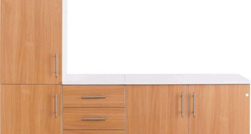 Buy Athina Piece Fitted Kitchen Unit Package Beech Argos