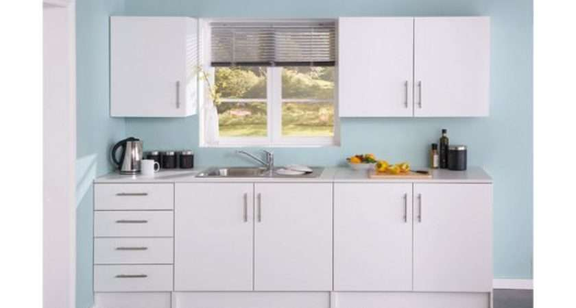 Buy Athina Piece Fitted Kitchen Unit Package White Argos