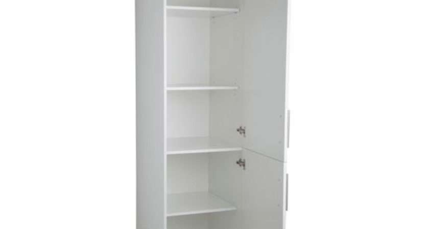 Buy Athina Tall Fitted Kitchen Unit White Argos