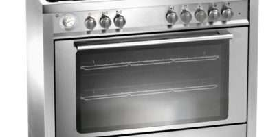 Buy Baumatic Bcd Dual Fuel Range Cooker Stainless