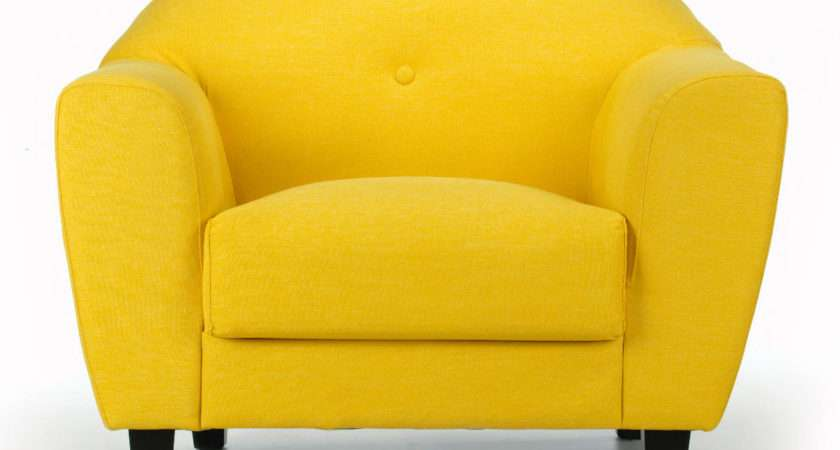 Buy Cheap Yellow Armchair Compare Sofas Prices Best