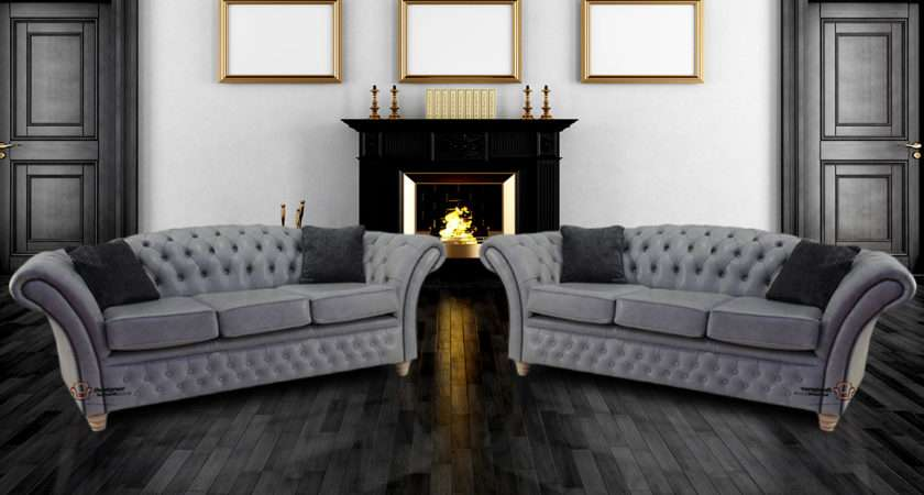 Buy Chesterfield Suite Manufacturer Designersofas