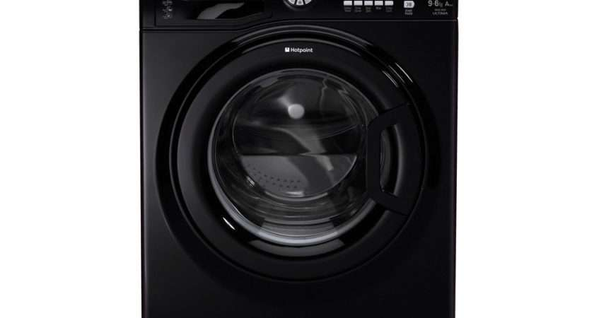 Buy Hotpoint Wdud Washer Dryer Black