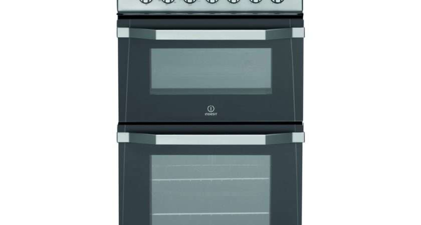 Buy Indesit Electric Cooker Silver