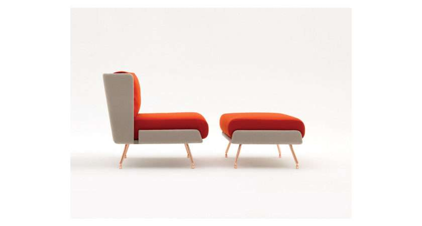 Buy Knoll Small Armchair Low Back Nest