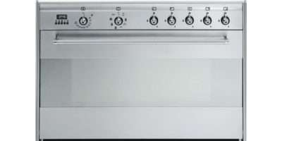 Buy Smeg Concert Dual Fuel Range Cooker Stainless