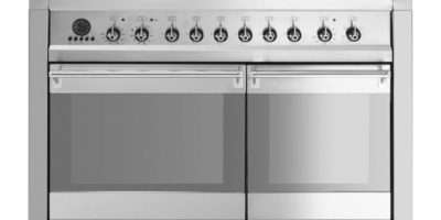 Buy Smeg Opera Dual Fuel Range Cooker Stainless