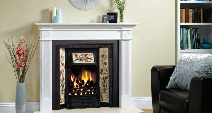 Buy Stovax Victorian Tiled Insert Fireplace