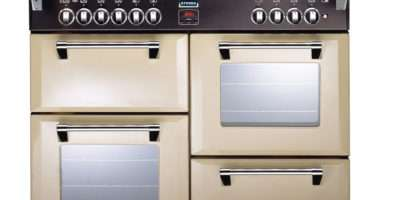 Buy Stoves Richmond Dtf Dual Fuel Range Cooker