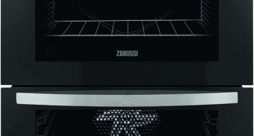 Buy Zanussi Zoe Double Built Under Electric Oven