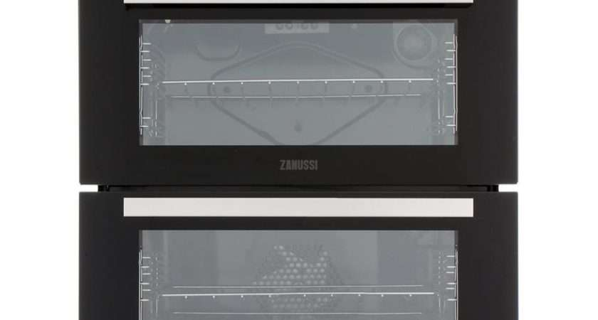 Buy Zanussi Zof Double Built Under Electric Oven