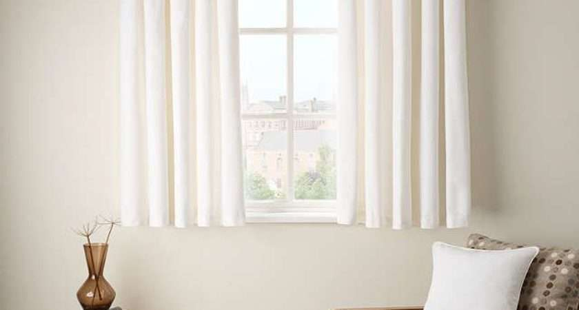 Buyjohn Lewis Cotton Rib Lined Pencil Pleat Curtains